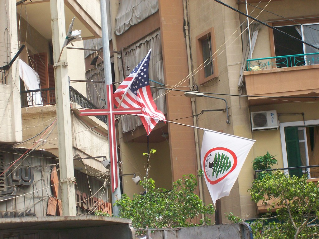 Lebanese Forces and th...