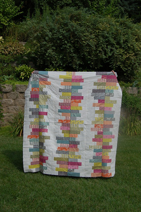 Hope Valley Random Reflections quilt | by Mel Sews