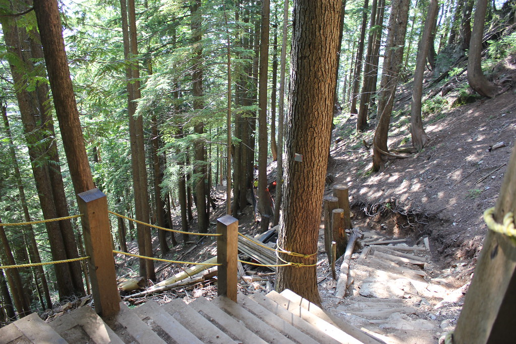 how to get faster at grouse grind