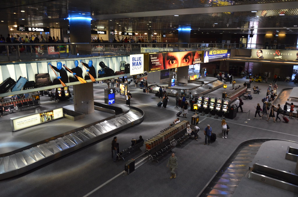 Las Vegas Airport To Dollar Rental Car Swenson