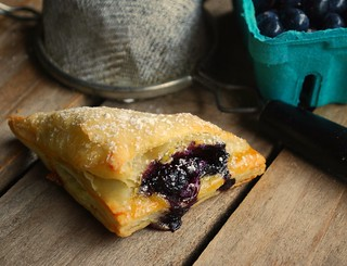 Mini Blueberry Cream Hand Pies3 | by firefly64
