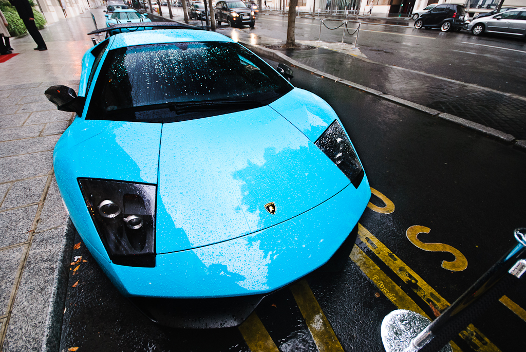 Lamborghini Murcielago LP670 4 SV Future Photography