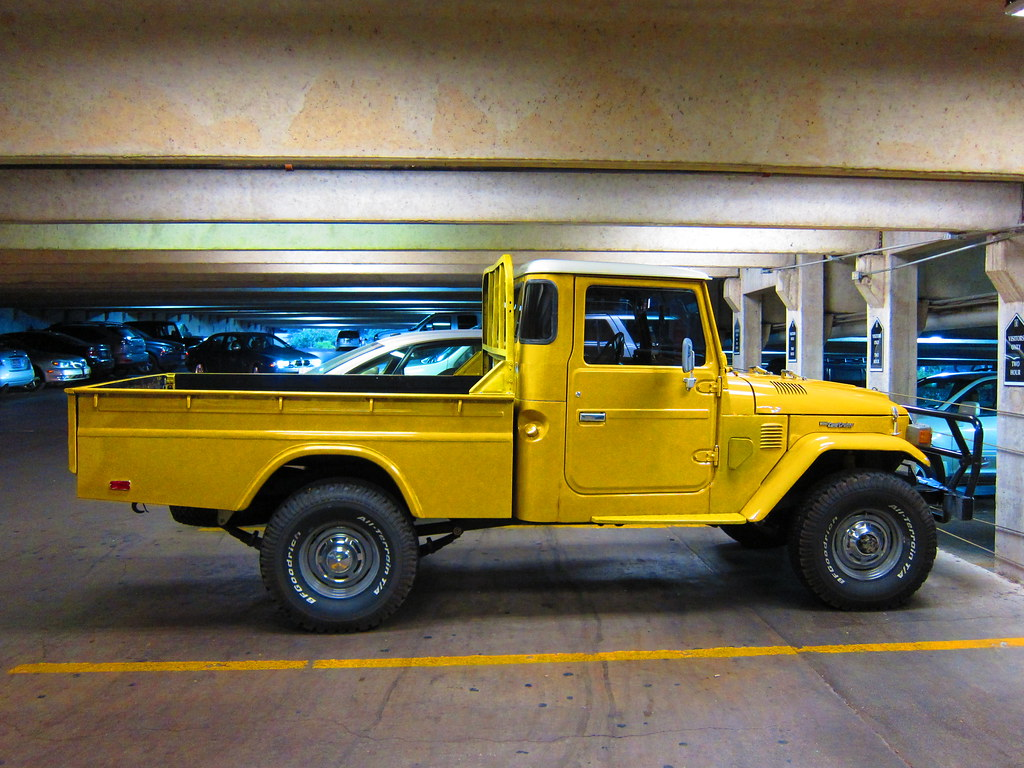 Toyota Land Cruiser 1980 >> Toyota FJ-45 | Nan Palmero | Flickr