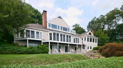 Weston connecticut luxury real estate 39 calvary road for Connecticut luxury real estate