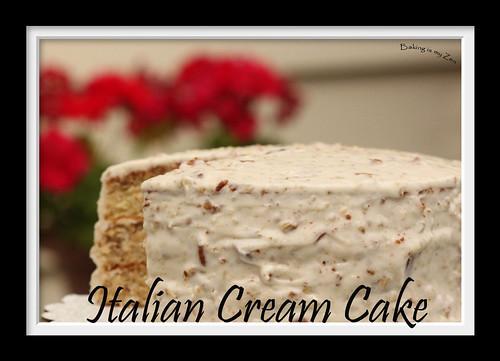 Emeril Italian Cream Cake