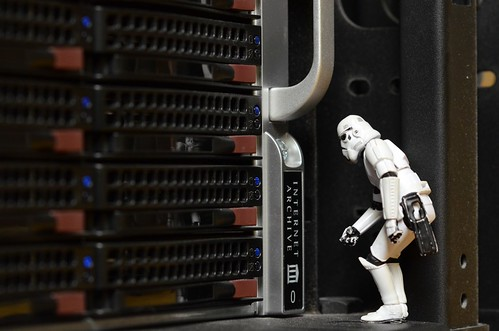 is the droids we're looking for in the Internet Archive? | by Kalexanderson
