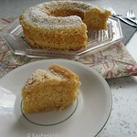 Golden Buttermilk cake