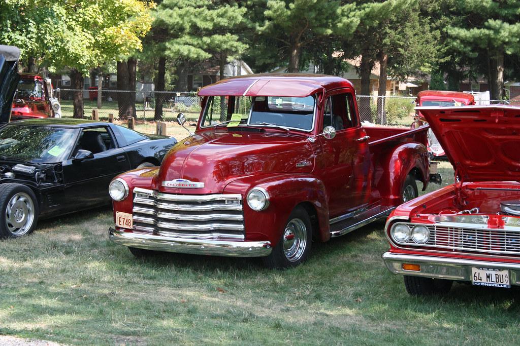 1953 chevrolet 3100 half ton pickup truck 1 of 9 flickr. Black Bedroom Furniture Sets. Home Design Ideas