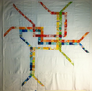 dc metro quilt top | by dana and thread