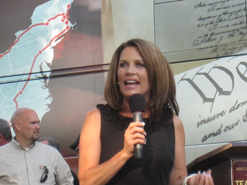 Bachmann at Tea Party Express rally 011 | by IowaPolitics.com