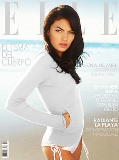 ELLE COVER - ALYSSA MILLER | by JIM JORDAN PHOTOGRAPHY