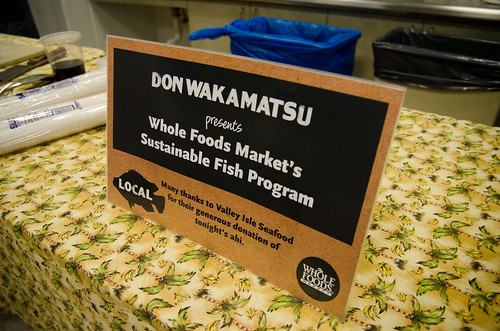 Don Wakamatsu | by Slow Food Maui