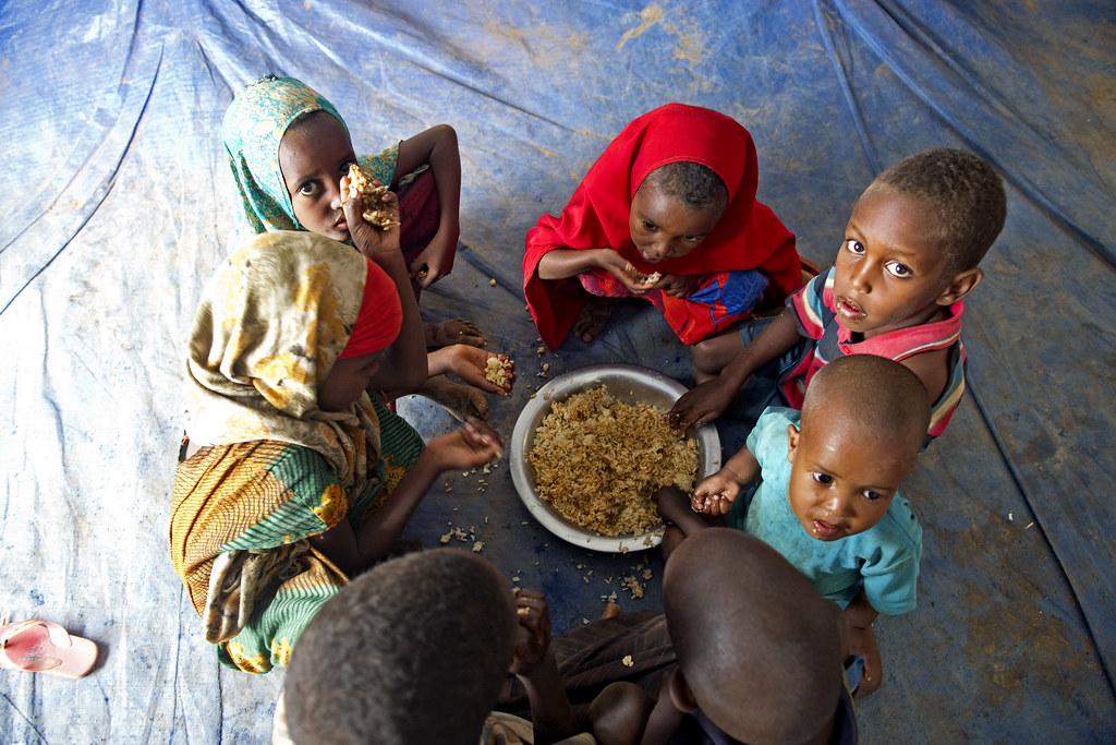 Somali Famine is made by ClimateControl!