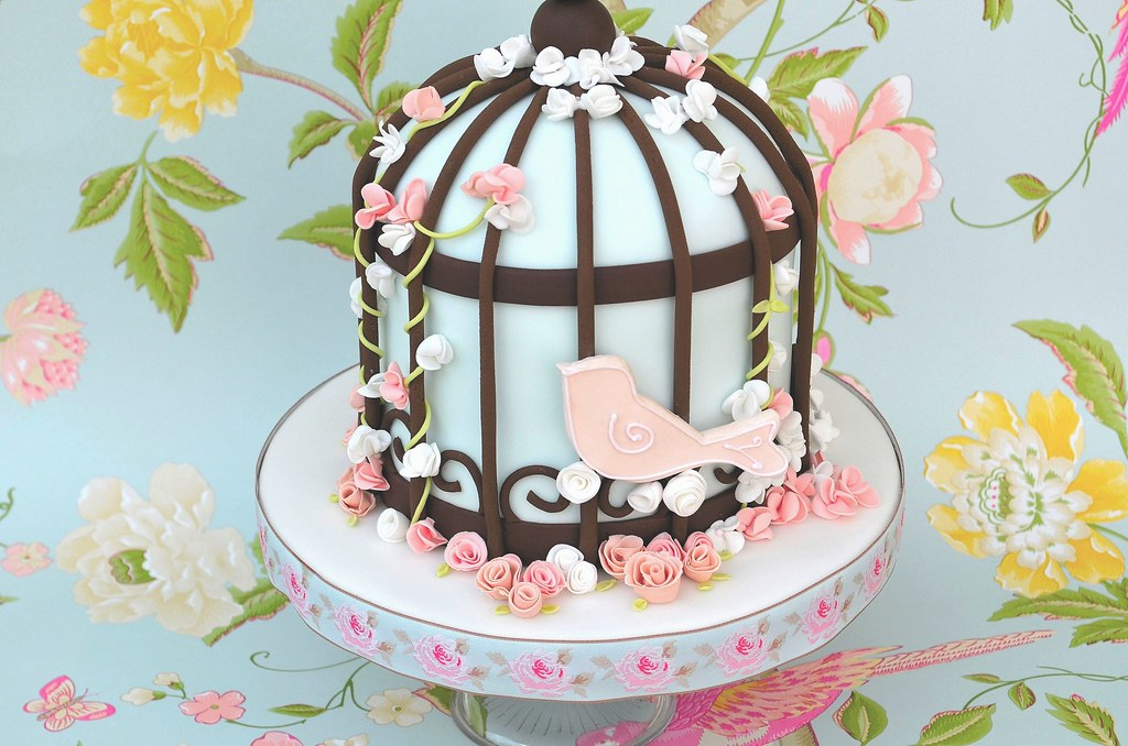 bird cage wedding cake anniversary bird cage cake inspired by zoe clarks cakes 11776