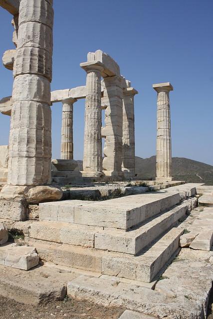 ancient Greek temple of Poseidon   Explore Te lo juro por ...