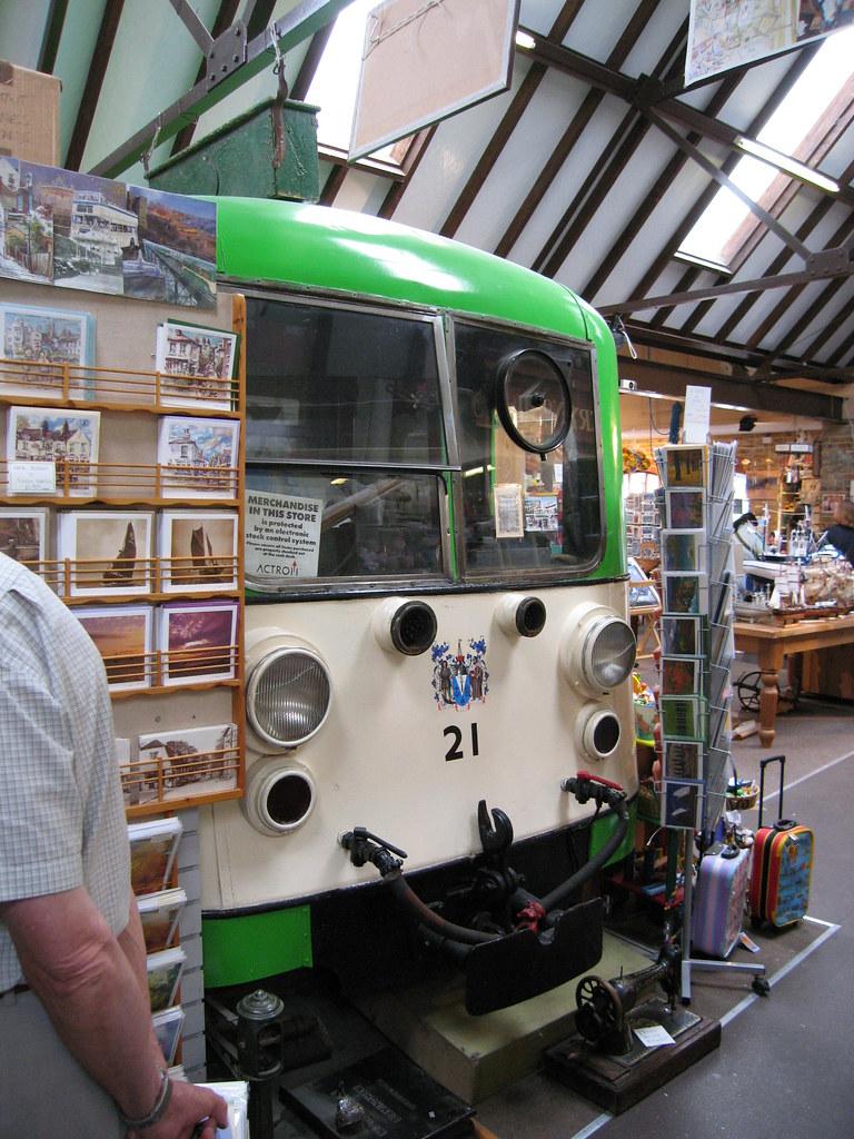1949 Ac Cars Southend Pier Train Survivor Flickr