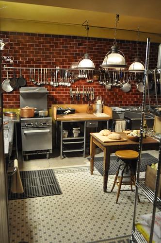 Pico Mundo Grill Set Kitchen Detail Pico Mundo Grill