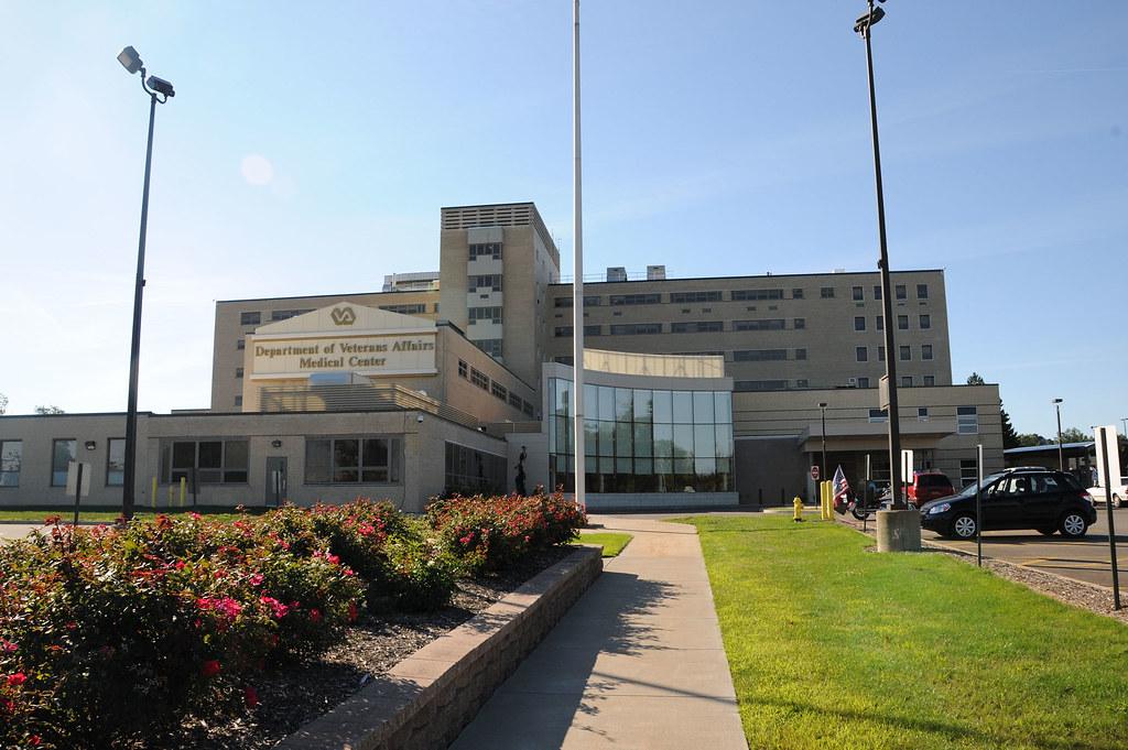 Erie Va Medical Center Erie Pa The Department Of Veteran Flickr