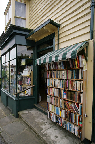 VILLAGE BOOKSHOP | by Adam Swaine
