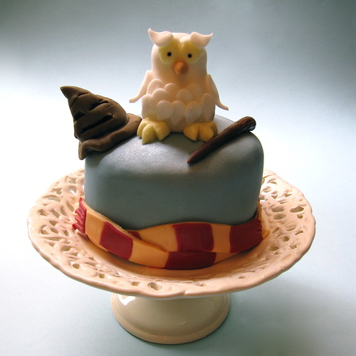 Harry Potter Cake Quot Harry Now Carried A Large Cage