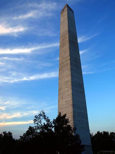 Jefferson Davis Monument Fairview Kentucky I Went