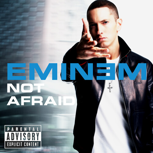 not afraid eminem The rapper spills on his inspiration for the highly-anticipated album check it out.
