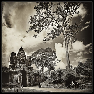 the mysterious world of the angkor..(explore, frontpage) | by PNike (Prashanth Naik..back after ages)