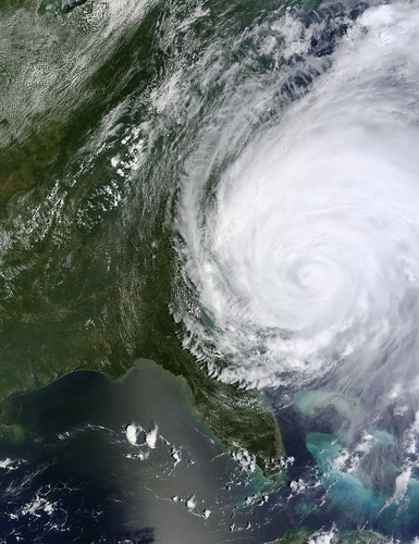 Hurricane Irene off the Carolinas, Aug. 26th | by NASA Goddard Photo and Video