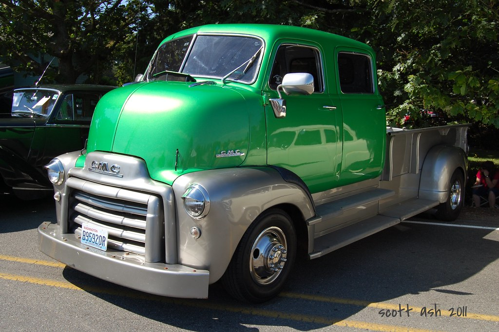GMC Cabover | 15th Annual Cruisin' Sunday Port Orchard ...