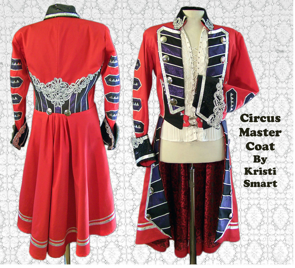 Ring Master Jacket For Sale