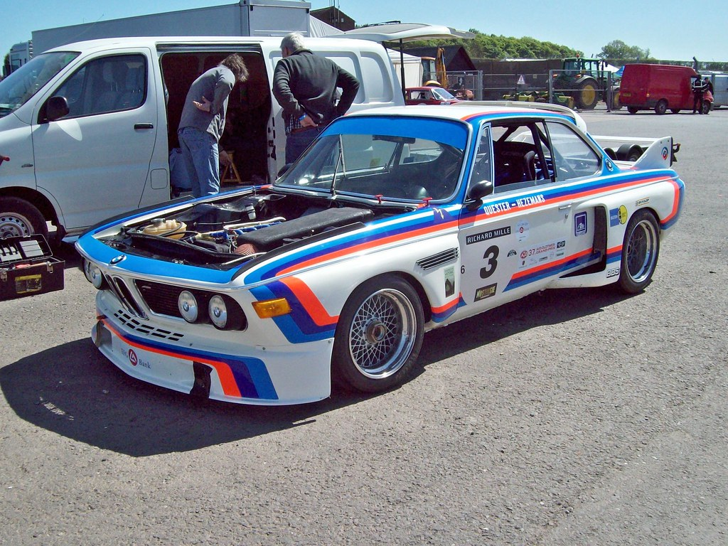 46 BMW 3.0 CSL (1972-75). | BMW 3,0 CSL (1975) 3498cc Produc… | Flickr