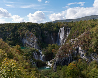 The Plitvice Lakes national park | by Andreas Helke