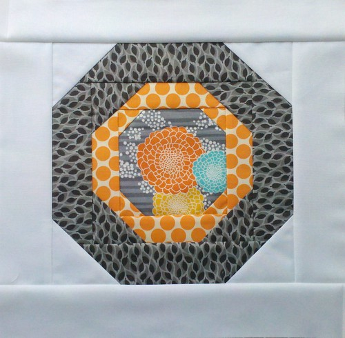 3 x 6 Sampler Bee, 2nd quarter Angel Block for rocco78 | by t. anne quilts