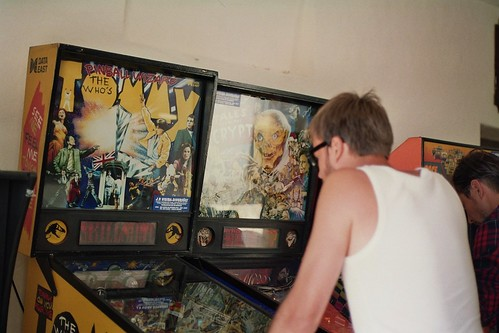 pinball wizard. | by P. S. Mildred