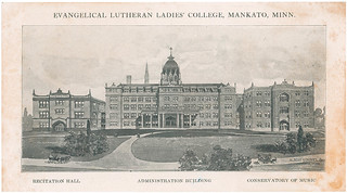 Old Main Time Capsule Items | by Bethany Lutheran College