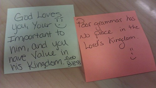 God may love you, but I can't speak for the rest of the office | by passiveaggressivenotes