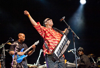 Stevie Wonder by Dave Mead | by ACL Festival