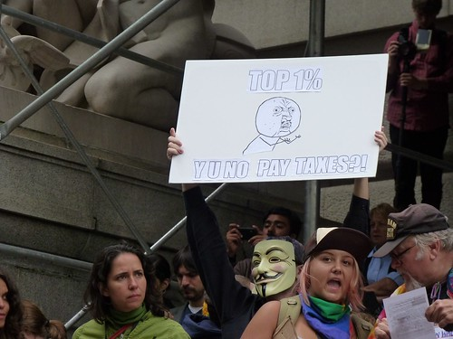 Anonymous: Top 1%, Y U No Pay Taxes?! | by Carwil