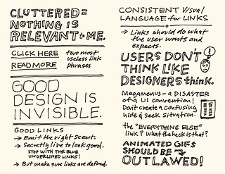 AEA Minneapolis Sketchnotes: Jared Spool - 77-78 | by Mike Rohde