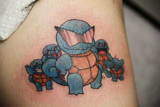 squirtle squad | by glassesonmynose