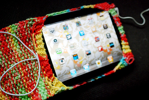 ipad cover! | by -leethal-