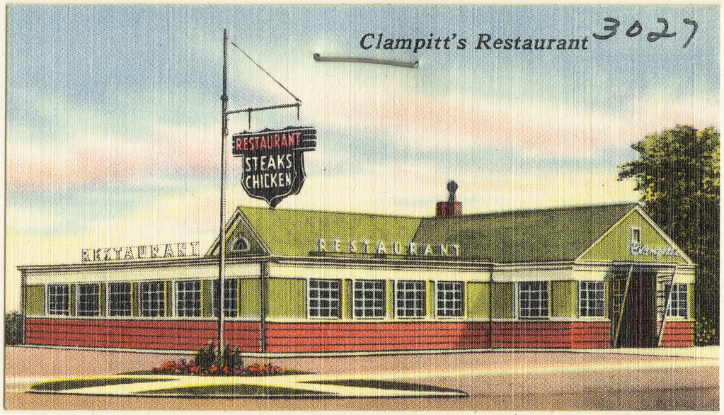 Clampitt's Restaurant  File name: 06_10_016537 Title: Clamp…  Flickr
