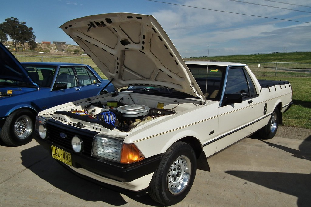 1979 Ford XD Falcon S ...