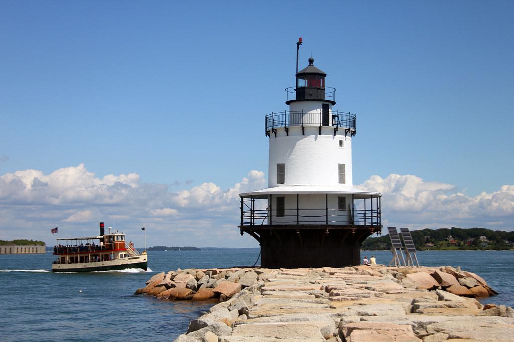Spring Point Ledge Lighthouse | Spring Point Ledge ...