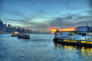 Victoria Harbour at Dusk | by rmlowe