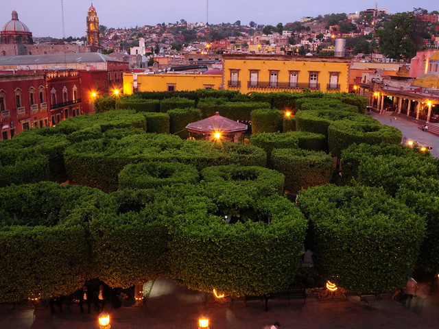 san miguel de allende mature singles Summer sale: wonderful views from quiet home in centro come visit san miguel allende this summer with a 10% discount in.