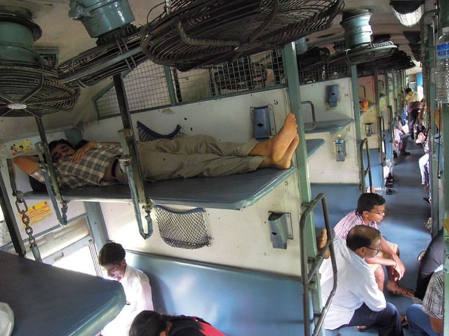 Second Sleeper, Train, India  Flickr - Photo Sharing