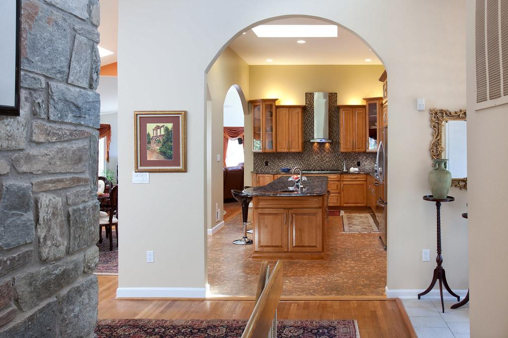 Gorgeous Kitchen Renovation In Potomac Maryland: Signature Kitchens, Additions & Bat