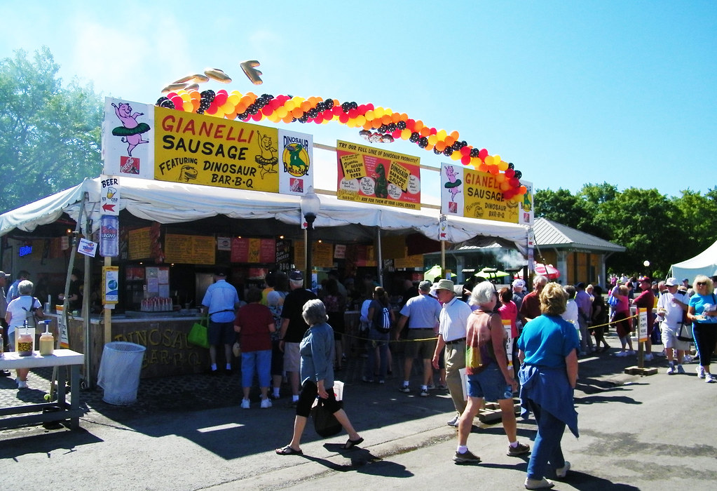 Ny State Fair Foods
