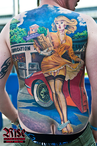 AMSTERDAM TATTOO CONVENTION 2011-Noi-Siamese_1969-tattoo_Oslo001 | by P_mod